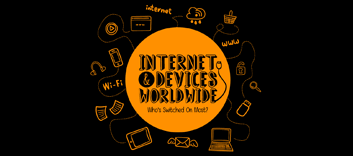 Internet and Devices Worldwide
