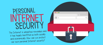 Personal internet security
